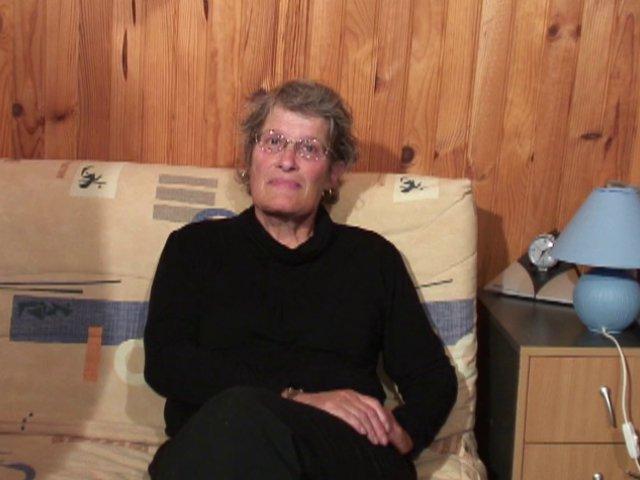 vieille amatrice attend ses 60 ans pour tourner un film de cul