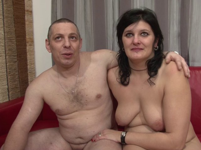 le premier film de cul d'un couple amateur français