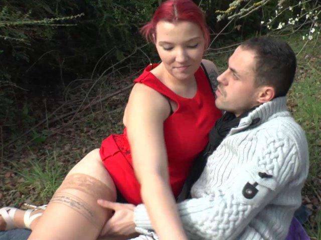 porno hardcore français tournée dans les bois