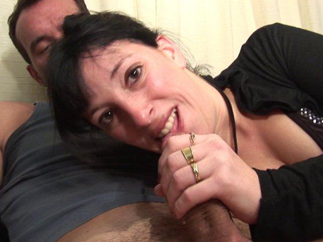 double penetration d'une française debutante