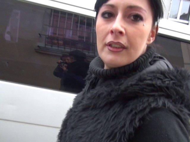 video trash d'une amatrice française sans tabou