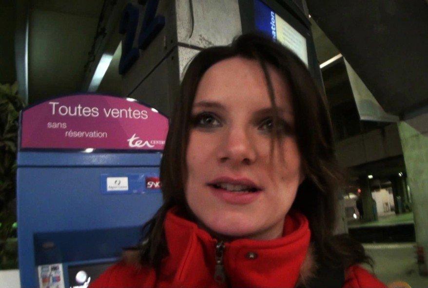 porno d'une jolie bretonne baisée sur paris