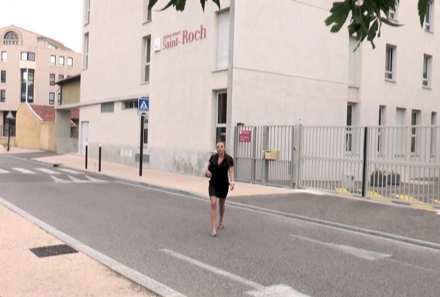 baise amateur avec une aide-soignante à Avignon