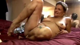 sexe hard pour notre coquine mature