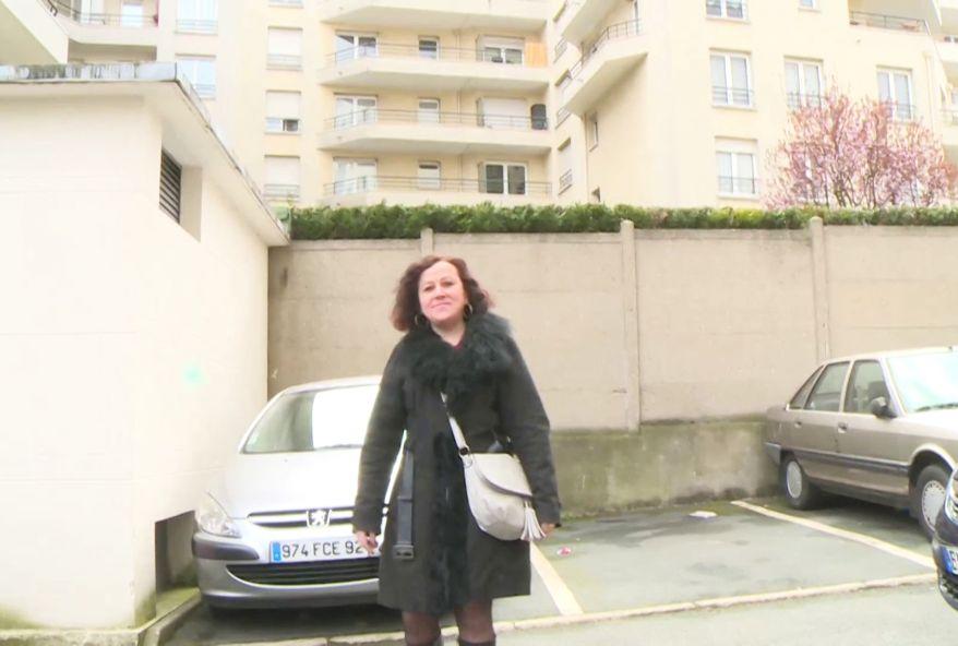 parisienne entrain de divorcer tourne une video de cul pour se changer les esprits