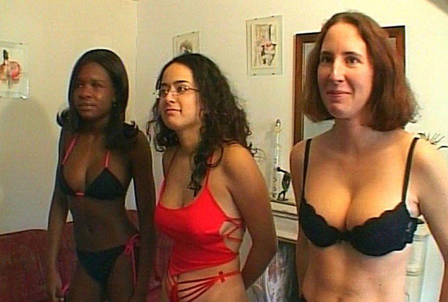 3 françaises cochonnes